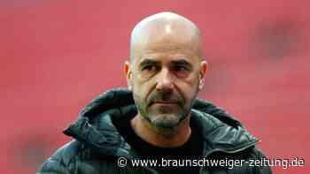 Trotz Krise: Jobgarantie für Leverkusen-Coach Bosz