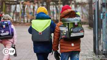 Alemania y el coronavirus: ¿deben recortarse las vacaciones escolares? - Deutsche Welle