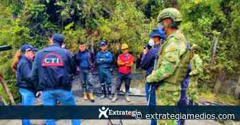 Cinco capturados por minería ilegal en Villapinzón - Extrategia Medios