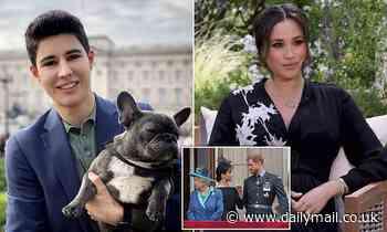 Meghan Markle's friends defend her amid Buckingham Palace row