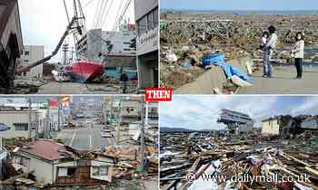 Japan earthquake: Ten years on from disaster that shocked the world