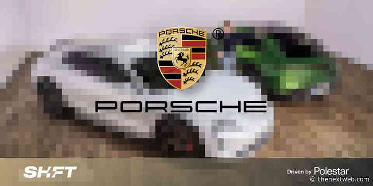 Photos of Porsche Taycan Cross Turismo leak ahead of its world premiere