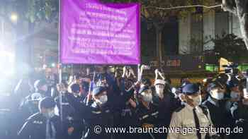 Nach Marathon-Anhörung: Sicherheitsgesetz: 47 Hongkonger Aktivisten müssen in U-Haft