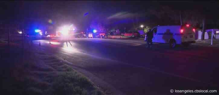 Driver Speeds Away After Hitting, Killing Woman On Topanga Roadway