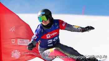 Nach WM-Triumph: Snowboard-Weltmeisterin Jörg beendet Karriere