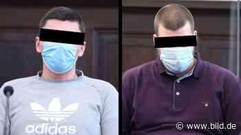 Eitorf: Duo soll Gesicht zertrümmert haben - Leiche lag tagelang im Bach - BILD