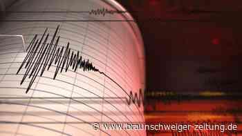 Naturkatastrophe: Stärke 6,9: Schweres Erdbeben vor der Küste Neuseelands