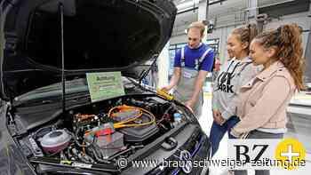 Der Wandel erfasst auch die Ausbildung bei VW