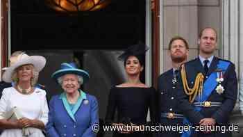 Britisches Königshaus: Wie sich die Royals und Meghan bekriegen