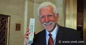 Cellphone inventor calls the digital divide 'unacceptable'     - CNET