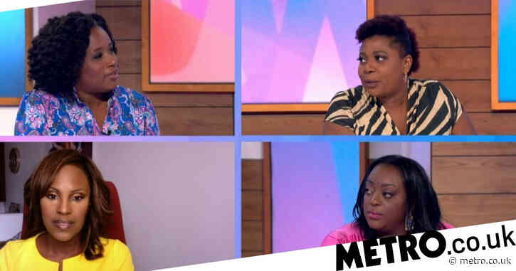 Loose Women's first ever all Black panel lands programme Royal Television Society nomination