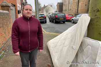 Angry councillor says 'enough is enough' after another Sutton fly-tip - Mansfield and Ashfield Chad