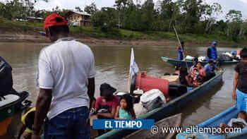 La guerra en Alto Baudó deja más de 4.500 desplazados - El Tiempo