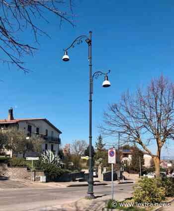 Vitorchiano, illuminazione pubblica: volge al termine il primo step di lavori - lextra.news