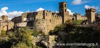 6 MARZO 2021   VITORCHIANO - Meraviglie della Tuscia: alla scoperta del Monumento Naturale di Corviano - - Eventi della Tuscia
