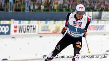 WM Ski nordisch: Deutsche Kombinierer ohne Chance - Lamparter gewinnt Gold