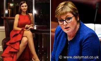 Brittany Higgins threatens to SUE Linda Reynolds over her 'lying cow' slur