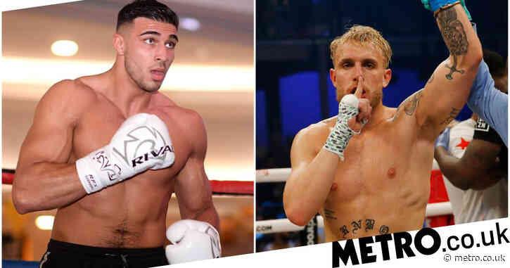 Tommy Fury urged to follow Floyd Mayweather example and fight Jake Paul for the money