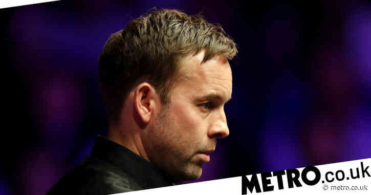 Ali Carter 'devastated' by missing Ronnie O'Sullivan clash but 'bang up for' attack on World Championship