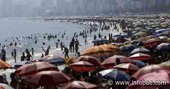 Coronavirus en Brasil: Río de Janeiro decretó un toque de queda nocturno y el cierre comercial total en sus playas durante una semana - infobae