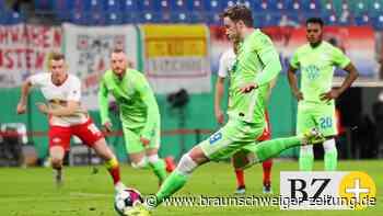 VfL: Weghorst darf wieder schießen, Brekalo ist umgeknickt