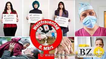 Braunschweigerinnen zum Frauentag: Keinen Schritt zurück!