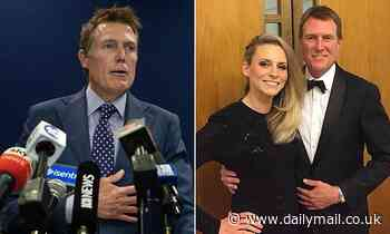 Christian Porter admits he may have met his rape accuser again years later but doesn't remember it