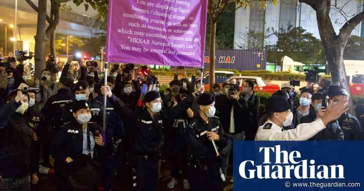 All 47 Hong Kong activists kept in custody after bail hearing