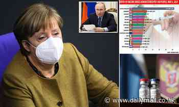 Covid: Germany set to approve AstraZeneca vaccine for over-65s as EU to review Russian jab Sputnik V