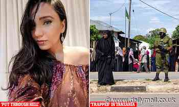 Australian ex-Muslim activist Zara Kay claims she received rape and death threats while in Tanzania
