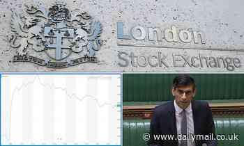 Budget 2021: FTSE 100 rises 0.9% as Rishi Sunak Covid response plan announced