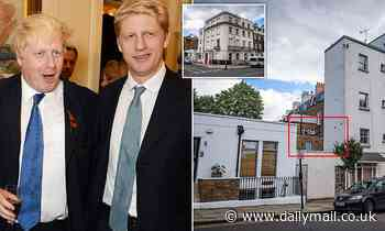 Boris Johnson's brother Lord Jo wins planning battle over north London home