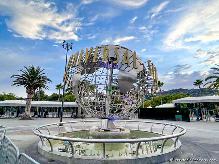 Universal Studios To Reopen Park, But Rides Remain Closed