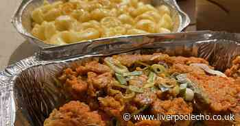 Liverpool named among the best cities for vegan takeaways