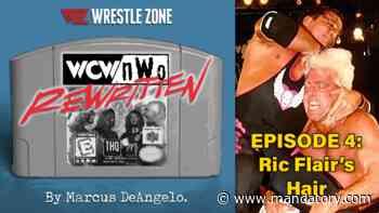 WCW Rewritten Episode Four: 'Ric Flair's Hair' – Kanyon Burns Cars!