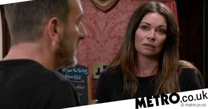 Coronation Street spoilers: Big wedding drama revealed for Carla Connor and Peter Barlow