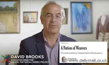 NYT columnist David Brooks 'draws a second salary from a project funded by Facebook'