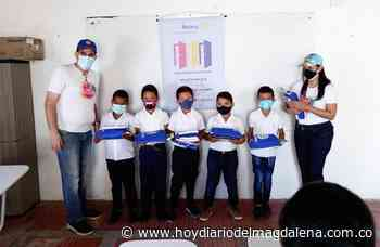 Niños de Sitionuevo recibieron kits escolares – HOY DIARIO DEL MAGDALENA - HOY DIARIO DEL MAGDALENA