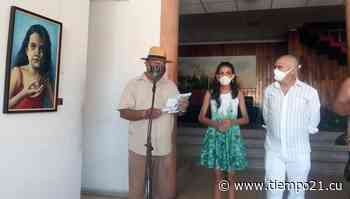 Abierta en municipio de Colombia muestra personal de Liusan Cabrera Almaguer - Tiempo21