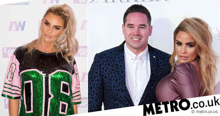 Katie Price reveals divorce from Kieran Hayler has been finalised: 'I'm so happy I'm free'