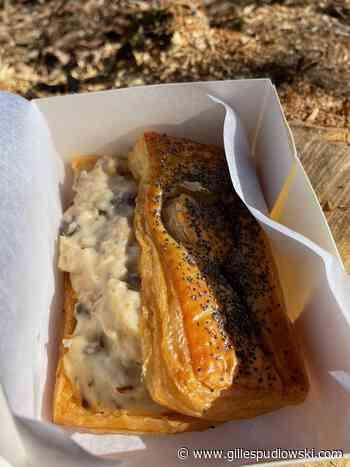 Saint-Germain-en-Laye : le sucré/salé selon la pâtisserie Grandin - Les pieds dans le plat