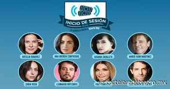 Arcelia Ramírez y Mario Iván Martínez participarán en la 3° edición de Inicio de Sesión - Cartelera de Teatro