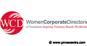 This International Women's Day, WomenCorporateDirectors Endorses Global Push for Racial and Gender Board Diversity