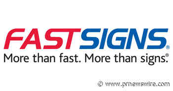Local FASTSIGNS Wins Highest Honor in FASTSIGNS Network
