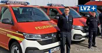 Neue Fahrzeuge für Feuerwehren Groitzsch, Machern und Espenhain - Leipziger Volkszeitung