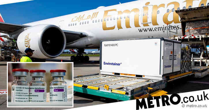 EU blocks shipment of 250,000 Oxford vaccines in supply row