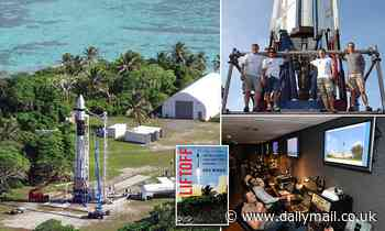 SpaceX engineers staged a mutiny after being left without food while working on island in 2005