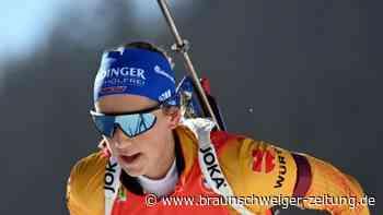 Weltcup in Nove Mesto: Deutsche Biathletinnen mit Staffel nur auf Rang zwölf