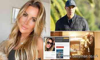 Tiger Woods' ex-mistress Rachel Uchitel launches a new career as a relationship guru