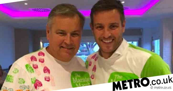 Towie star Elliott Wright's dad Eddie dies after eight-week Covid battle: 'The ultimate family man'